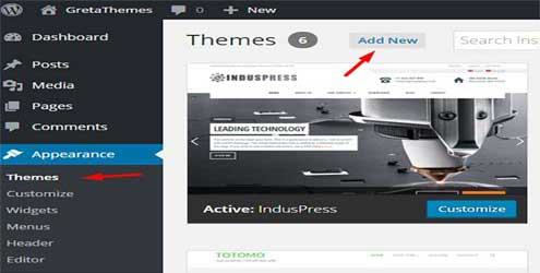 wordpress-theme-active